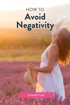 Learn how to stop letting negativity from taking over your life. Jay Shetty shares the 7 different types of negativity that can control your life. Jay shares simple tips to help us better deal with negativity when it appears. I'm Jay Shetty - an author, podcast host, former monk, and purpose coach. My vision is to make wisdom go viral in an accessible, relevant, & practical way. Motivational, Inspirational Quotes, Removing Negative Energy, Train Your Mind, Negative People, That One Friend, Staying Positive, Life Purpose, Not Good Enough