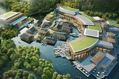 Strategy, Master Planning, Architecture, Landscape and Wimberly Interiors in over 170 countries. Conceptual Model Architecture, Zoo Architecture, Landscape Architecture Design, Education Architecture, Concept Architecture, Landscape Architects, Hotel Floor Plan, Hotel Concept, Best Resorts
