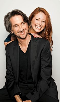 John & Natalie. Michael Easton and Melissa Archer are two of the most talented actors. Thank you for bringing those characters to life for all soap opera fans.