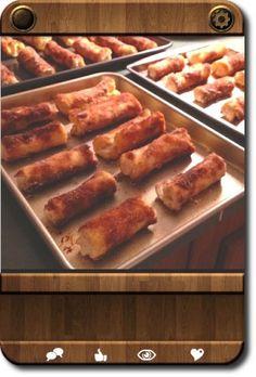 Cinnamon Cream Cheese Rolls
