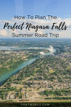 Planning a road trip to Niagara Falls for your next vacation? This itinerary highlights the best things to see and do in Toronto, Hamilton & Niagara! Canada Travel, Travel Usa, Travel Info, Travel Tips, Travel Ideas, Travel Destinations, Canada Trip, Visit Canada, Vancouver