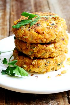 Chickpea Onion Patties