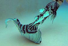 Merbella Studios Inc.: Mermaid Raven