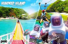 Have Fun in a Hundred Islands Getaway in Pangasinan with Island Hopping, Helmet Diving & More starting at P399 instead of P800! Only here at www.MetroDeal.com!