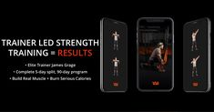 TA2 Muscle Building Bundle Resistance Workout, Resistance Band Exercises, Muscle Building, Build Muscle, Fitness Goals, Fitness Motivation, Strength Training, Workout Programs, Band Workouts