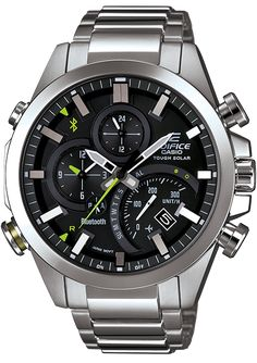 Casio Edifice - EQB500D-1A Mens, Analog, Wrist, Watch