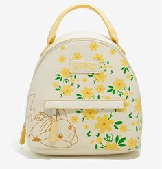 Loungefly Pokémon Mini Backpacks Are Pretty In Pastels