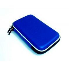 Funda trans. DSi XL y 3DS XL (azul)