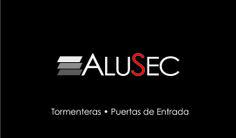 Tarjetas de presentación Alusec, Santurce, Puerto Rico.