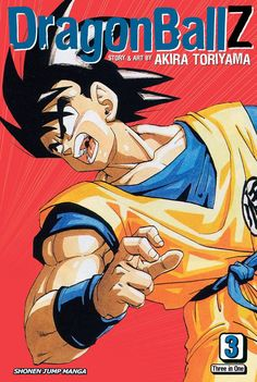 The ultimate science fiction martial arts manga and one of the best-selling series of all time Dragon Ball Z is the second half of Toriyamas touchstone saga, Dragon Ball. After years of training and a