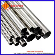 Different Metal Alloy 6005, 6061, 6063 Aluminum Alloy Tube for Structure, Decoration, Food Grade Tube, Irrigation Tube, etc.