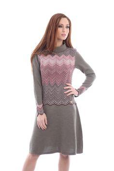 Vestito in lana Sovrano