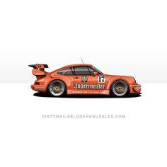 RWB X 962C Between this and the Rothmans it's hard to choose. Dirtynailsbloodyknuckles.com Link in profile #rauhwelt #rwb #rwb911 #porsche911 #porsche993 #carrera #carreras #jdm #nakai #jdmart #morelow #moarlow #rwbmn #roughworld #rauhweltbegriff #jagermeister #porschemotorsport #porschefans #carart #automotiveart