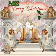 Merry Christmas or Happy Christmas 2014 Greetings and HD Wallpaers