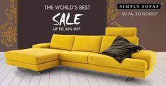 For a limited time, our entire collection of fine European furniture is on Sale. Up to 30% across all products, across all brands. On the largest collection of sofas, dining, recliners, home theatre seating, cabinets, consoles and accessories. visit www.simplysofas.in #Sale #SofaSale #FurnitureSale #SimplySofas #Sofasogood #worldsbestsale #leathersofas #leathersofasale #bestsofasale #justonce #europeanfurniture
