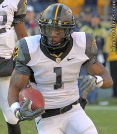 Tavon Austin lit up Pitt in 2010.
