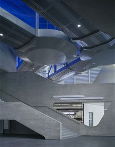 BMW Central Building in Leipzig, Germany by Zaha Hadid Architects | jebiga | #BMW #building #architecture #modern #zahahadid #germany #jebiga