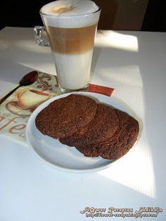 Flower receptes ládikája: Csokis-zabpelyhes keksz