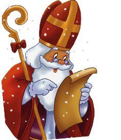 fete saint nicolas - Page 2 French Christmas, Christmas Time, St Nicholas Day, Patron Saints, Christmas Activities, Diy And Crafts, Santa, Clip Art, December