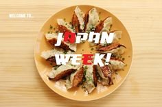IRRASHAIMASE!!!  Welcome to Japan Week! This week I am all about Japan, Japanese food, and Japanese drinks! Why is that, you ask? Absolutely no reason at all, other than that I love it. So, in answer to my...