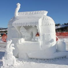 Iced coffee please - ✯ http://www.pinterest.com/PinFantasy/arte-~-con-hielo-y-nieve-~-ice-and-snow-art/