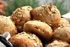Havregrødsboller – opskrift på boller med havregrød