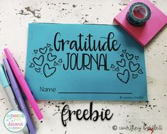 Gratitude is a powerful practice in the classroom. Students who learn to express gratitude experience health and academic benefits. This free journal is designed to help your students reflect daily. Back To School Activities, School Ideas, Schools Around The World, Organized Mom, Making Life Easier, Student Teaching, Teaching Ideas, Teaching Resources, Readers Workshop