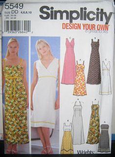 4 in 1 summer dress retro