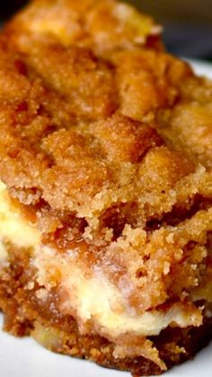 Can't figure out why no one has made this me. Cream Cheese Apple Coffee Cake Recipe