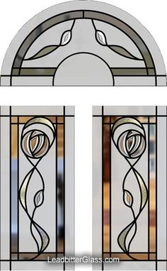 These Mackintosh bevelled Sandblasted \u0026 Leaded style designs for windows \u0026 doors are very popular with our customers. We have created many panels in all ...  sc 1 st  Pinterest & Charles Rennie inspired Mackintosh glass | Home Renovations ...