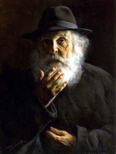 7 das Artes: A maravilhosa arte figurativa de Gianni Strino.