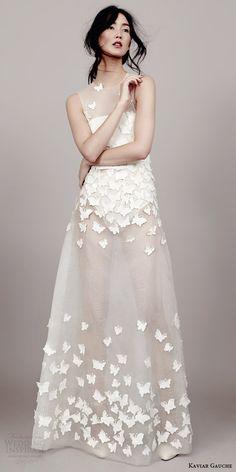 Kaviar Gauche 2015 Wedding Dresses — Papillon D'Amour Bridal Couture Collection | Wedding Inspirasi