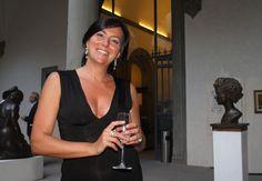 Carlotta de Ciutiis, president of Go Wine Florence