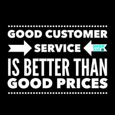 """Customer Service is everything! Customer Service is what will get you through the starter stages without getting a bad reputation and keep customers coming back and spreading a good word about you! Too many new businesses focus on low or """"good prices"""" but their customer service sucks and they wonder why ppl don't buy their cheap stuff! The goal should be to leave a good lasting impression. When starting a business you're going to go through crazy small things but these small things mean a…"""