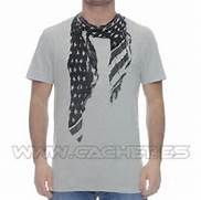 Wear a scarf and skill look fashionable