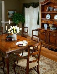country french mohogany  | french country mahogany extension table mahogany solids and veneers ...