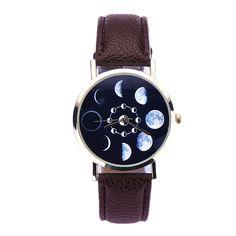 $0.47 (Buy here: https://alitems.com/g/1e8d114494ebda23ff8b16525dc3e8/?i=5&ulp=https%3A%2F%2Fwww.aliexpress.com%2Fitem%2F2016-Women-Watches-Fashion-Womens-Lady-Lunar-Eclipse-Pattern-Watch-Leather-Analog-Casual-Quartz-Wrist-Watch%2F32748409309.html ) Women Watches Women 2017 Fashion Lady Lunar Eclipse Pattern Ladies Watch Leather Analog Casual Quartz Wrist Watch Relogio Reloj for just $0.47