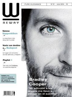 Revista Neway  Trabajo Editorial para el Máster de Diseño Gráfico y Preimpresión de Gauss Multimedia