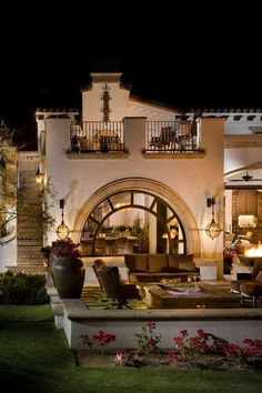 Awesome Spanish Houses With Luxurious Exterior And Interior Design Stunning Mediterranean Patio Antique Furniture Colonial WBTOURISM