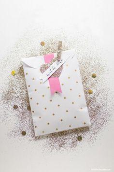 Diy Valentine'S Day Paper Bag