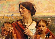 Category:Paintings by Jacek Malczewski in the National Museum in Wrocław Victorian Art, Art Database, Old Master, National Museum, Art And Architecture, Painting Inspiration, Les Oeuvres, Oil On Canvas, Fine Art