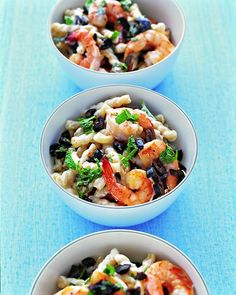 Greek-Style Pasta with Shrimp - Martha Stewart Recipes