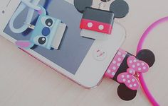 I know it's not a phone case but it's sooooo cute especially the Minnie Mouse one