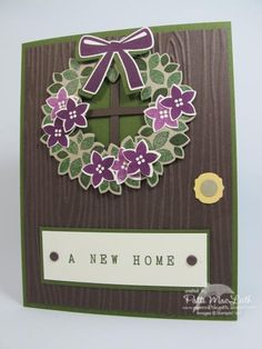 A New Home by Patimac1980 - Cards and Paper Crafts at Splitcoaststampers