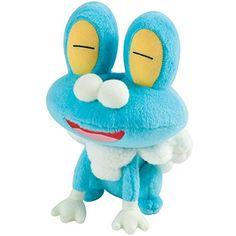 Pokémon Small Plush Froakie TOMY https://www.amazon.com/dp/B00SW0XA52/ref=cm_sw_r_pi_dp_dFXMxbHF8XQ62