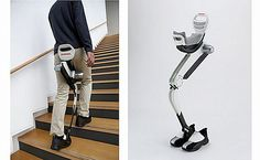 Five innovative walking aids to assist people with disabilities