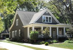 Adorable Cottage With Breezeway And Bonus - 70010CW | 1st Floor Master Suite, Bonus Room, CAD Available, Corner Lot, Cottage, Country, Den-Office-Library-Study, Loft, Narrow Lot, Northwest, PDF, Photo Gallery | Architectural Designs