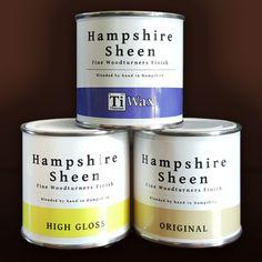 Hampshire Sheen 3 Pack