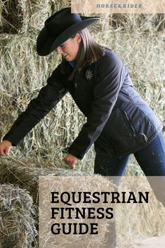 A horse is only as good as the rider who pilots him. If you aren't physically prepared to be the best pilot you can be, your horse can't reach his full potential. Learn how to be equestrian fit and achieve success in the saddle.