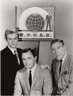 The man from U.N.C.L.E. #nostalgia